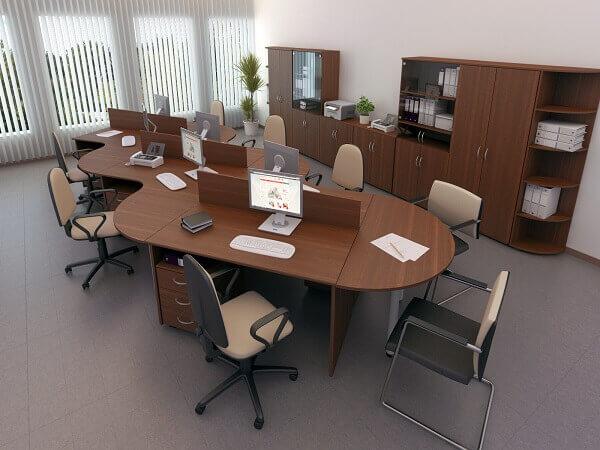 Рабочий кабинет Агат