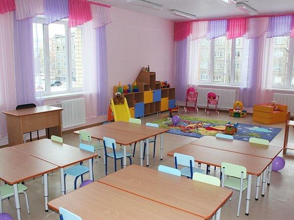 Комплект мебели для детского сада на заказ