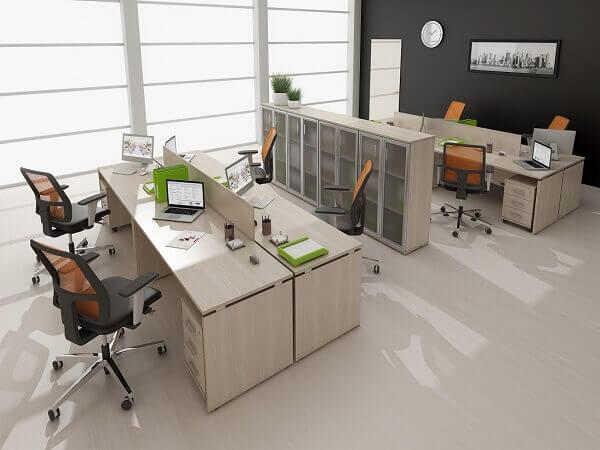 Рабочий кабинет Прайм