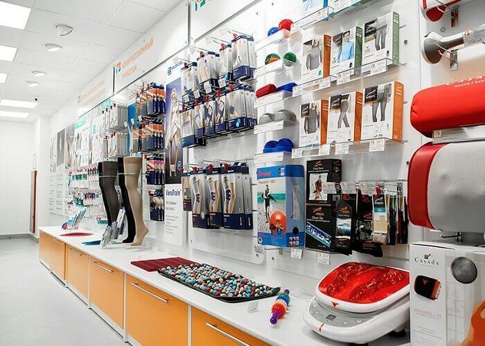 Мебель для салонов ортопедии