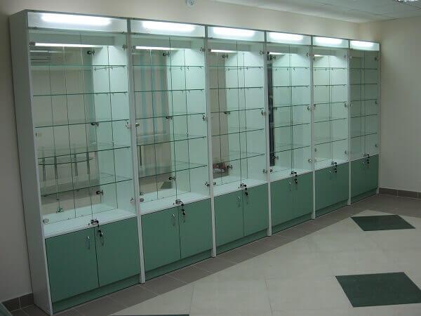 Шкаф для аптеки на заказ